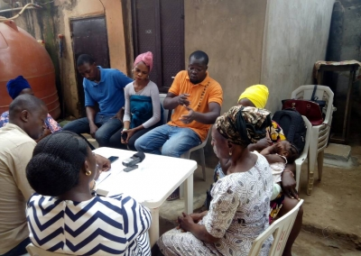 Pretest Session 1 - Modern Day Slavery Project (AROKO)